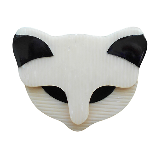 Black and Cream Bacchus the Cat